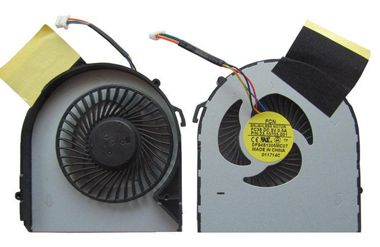 Вентилятор для ноутбука Acer V5-551, V5-551G