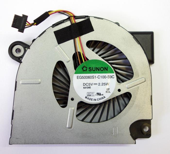 Вентилятор для ноутбука Acer P645, P645-M