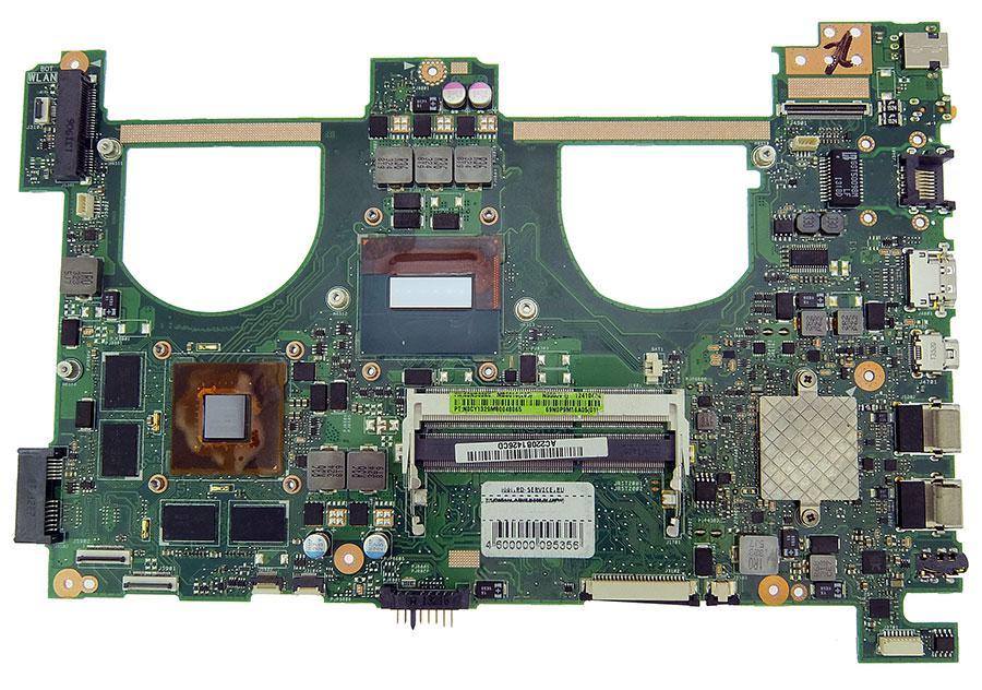Материнская плата для ноутбука Asus N550JV