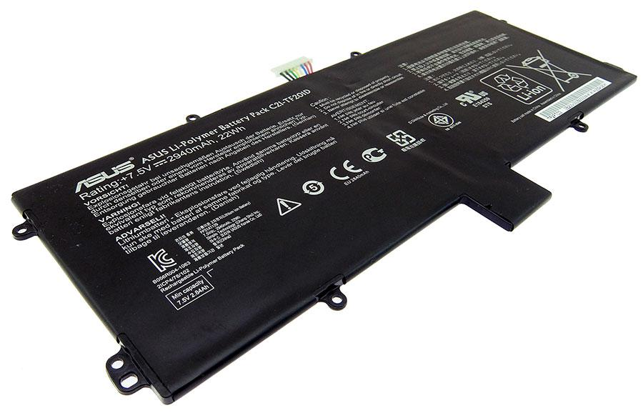 Аккумуляторная батарея C21-TF201D для ноутбука Asus TF201 7,5v 2940mAh, 22Wh