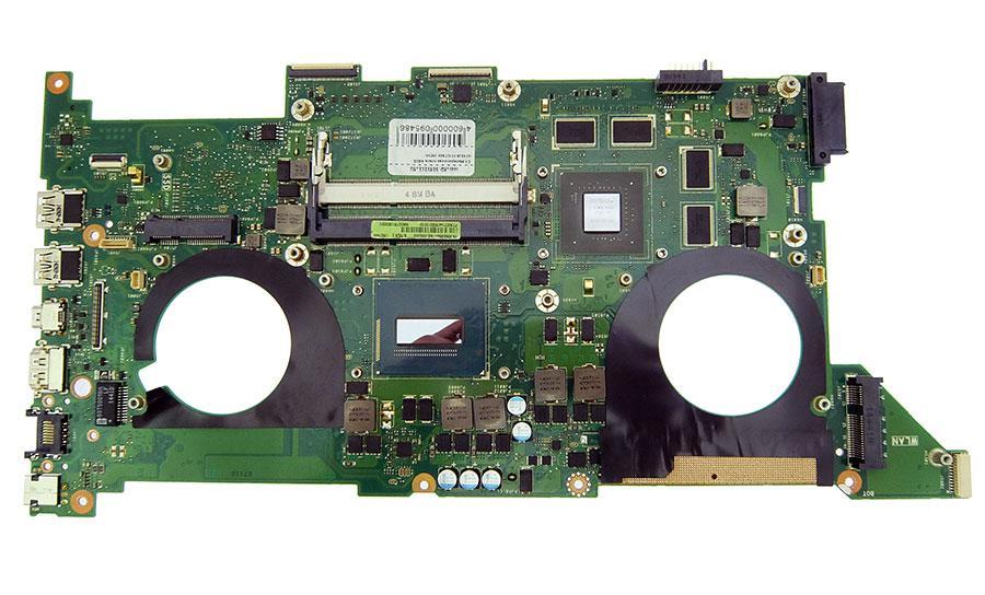 Материнская плата для ноутбука Asus N750 JK