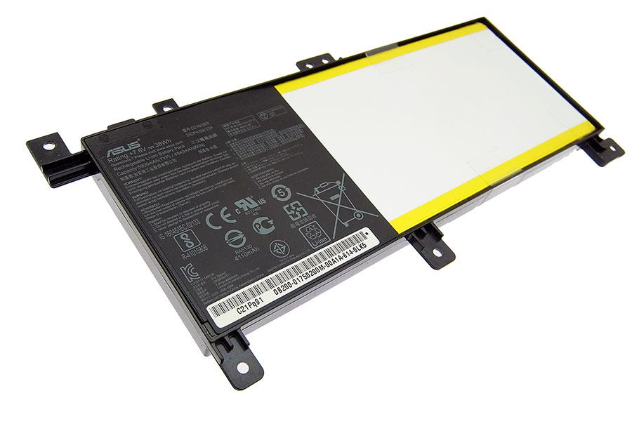 Аккумуляторная батарея C21N1509 для ноутбука Asus X556 серий