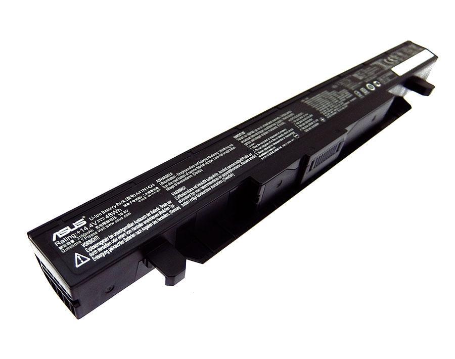 Аккумуляторная батарея A41N1424 для ноутбука Asus ROG GL552J GL552V ZX50JX  48Wh 3150mah