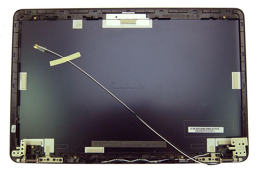 Крышка матрицы Asus K501 X501 синий