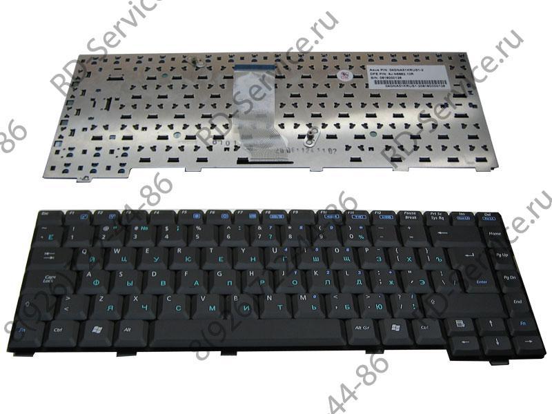 Клавиатура (KEYBOARD) для ноутбука Asus A3G/A3N/A3L/A6/G1
