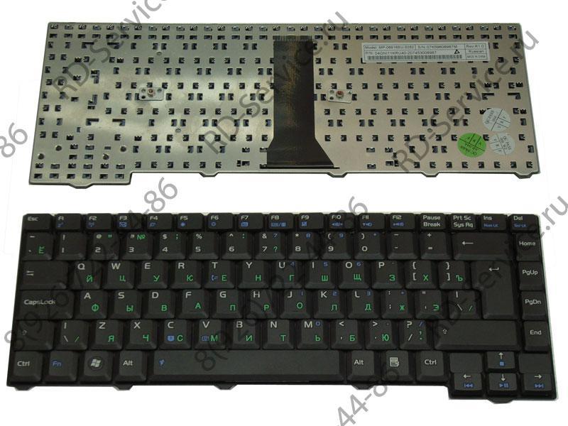 Клавиатура (KEYBOARD) для ноутбука Asus F3/F2/Z53