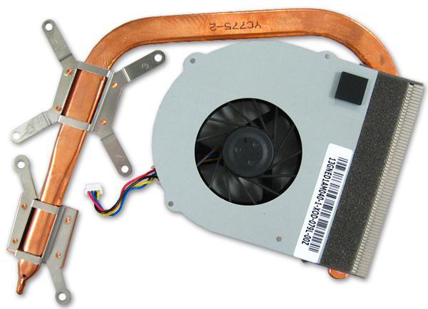 Система охлаждения для Asus M50 / X55 /X57