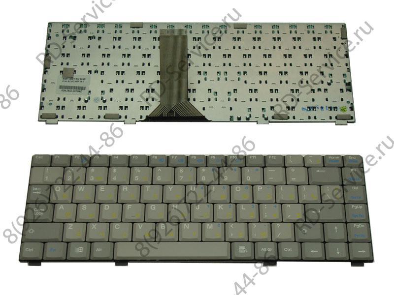 Клавиатура (KEYBOARD) для ноутбука MaxSelect A140