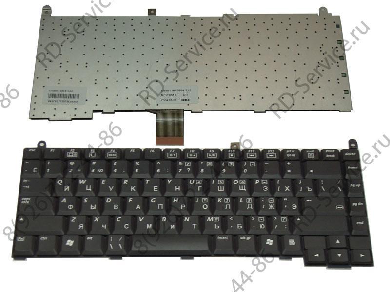 Клавиатура (KEYBOARD) для ноутбука MaxSelect A82W