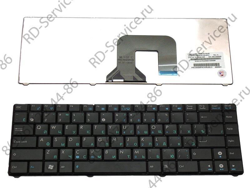 Клавиатура (KEYBOARD) для ноутбука Asus C90, Z37, Z97