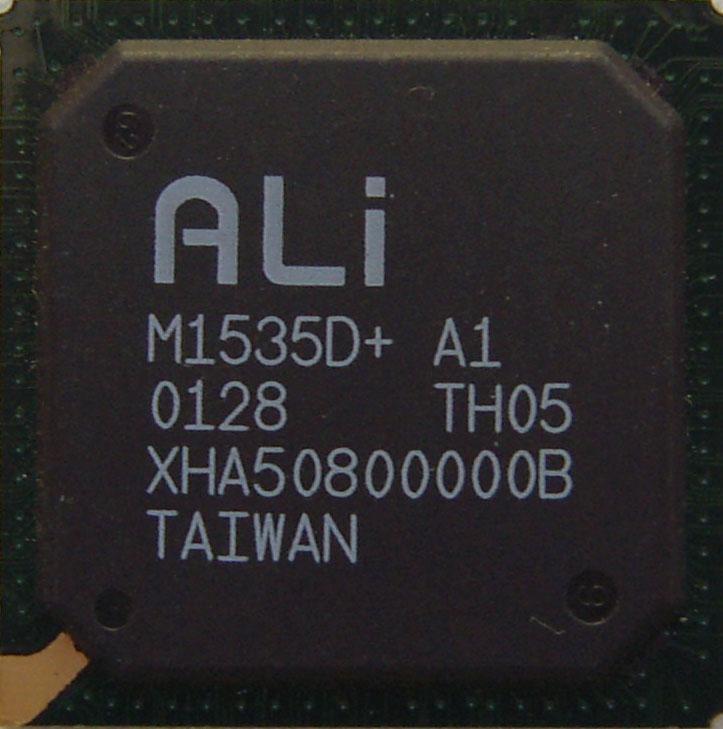 Микросхема ALi M1535D+