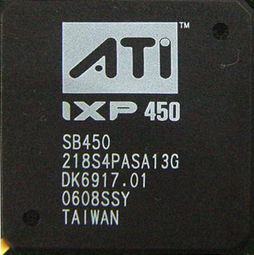 Микросхема ATI IXP450