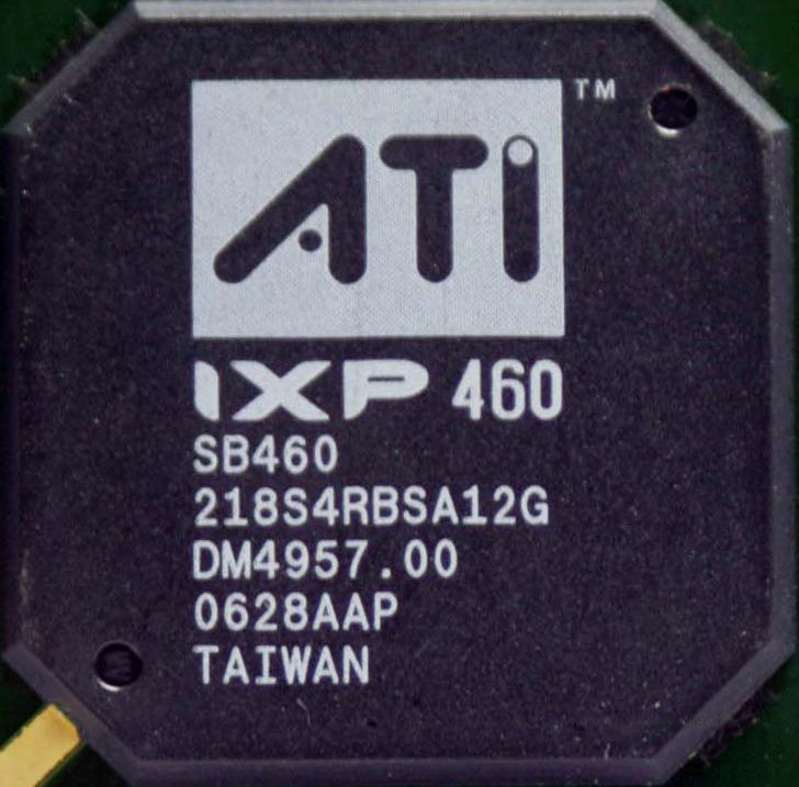 Микросхема ATI IXP460 (SB460)
