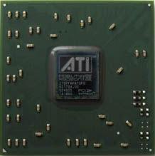 Видеочип ATI X300