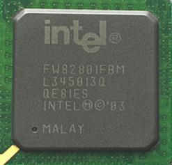Микросхема Intel FW82801FBM SL7W6