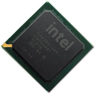 Микросхема Intel NH82801GBM SL8YB