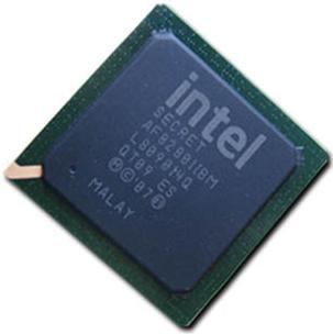 Микросхема Intel AF82801IBM QT09ES