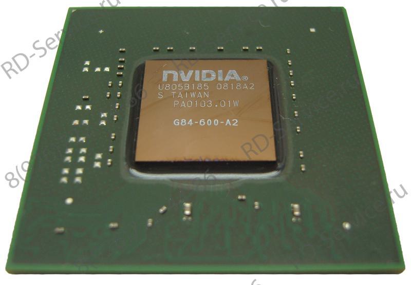 Микросхема NVidia GG84-600-A2