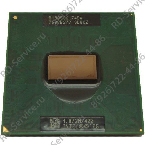 Процессор для ноутбука Intel 745A