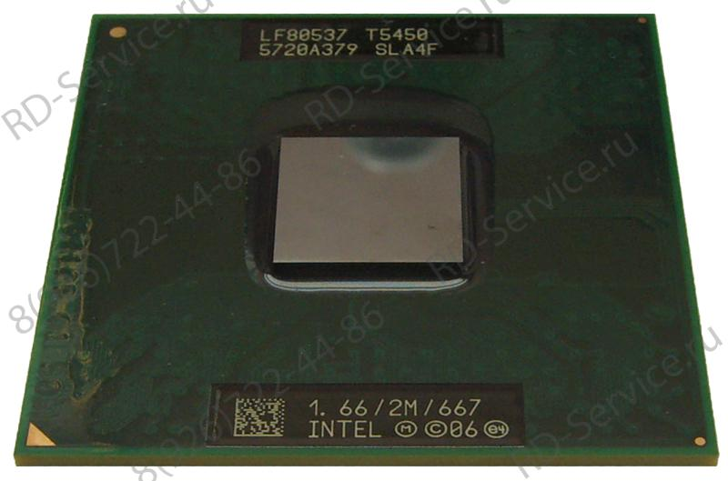 Процессор для ноутбука Intel® Core™2 Duo Processor T5450 (2M Cache, 1.66 GHz, 667 MHz FSB)