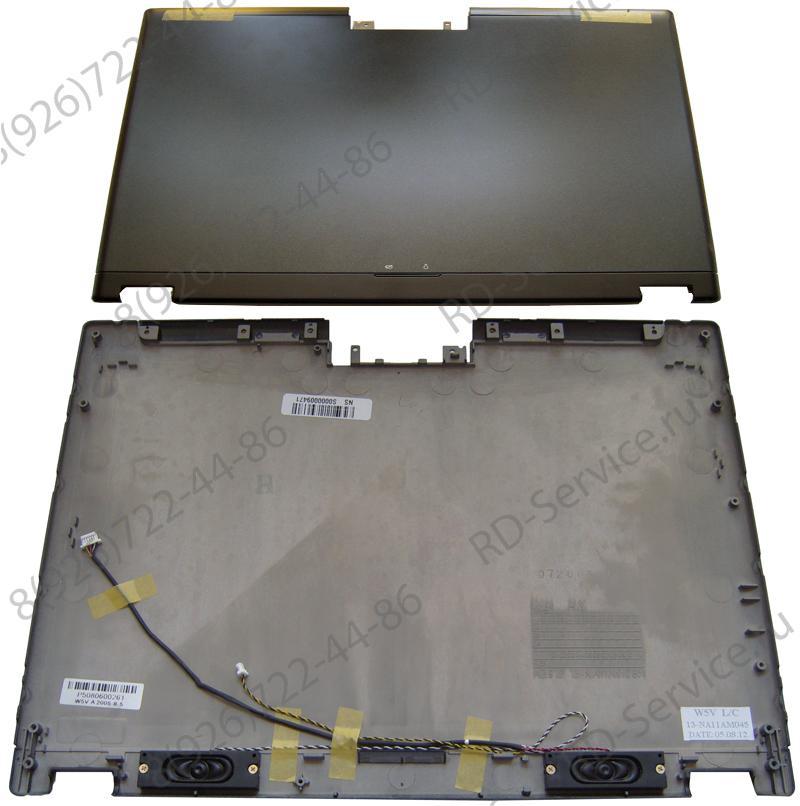 Верхняя крышка матрицы для ноутбука Asus W5A Cover