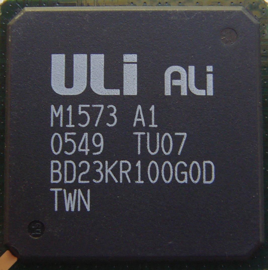 Микросхема для ноутбуков ALi M1573 A1 (южный мост)