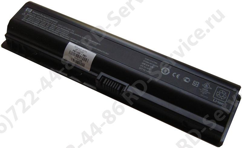 Аккумуляторная батарея для ноутбуков HP Pavilion dv2000, dv6000, G6000