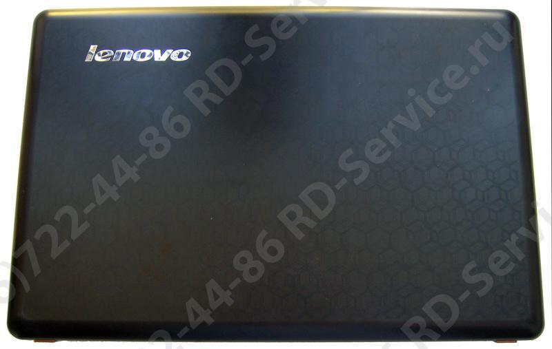Верхняя крышка матрицы для ноутбука Lenovo ideapad Y550 Cover