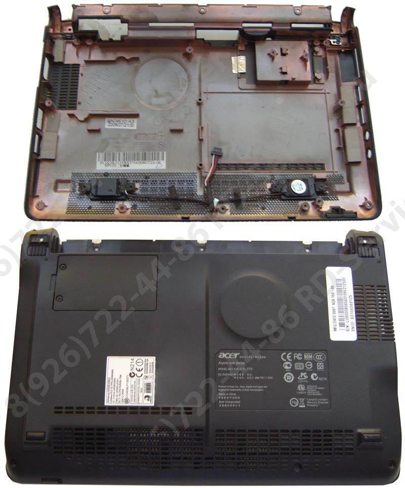 Нижняя часть корпуса Acer Aspire One BOTTOM CASE