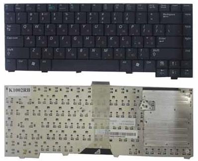 Клавиатура (KEYBOARD) для ноутбука Samsung P30 P40 P41