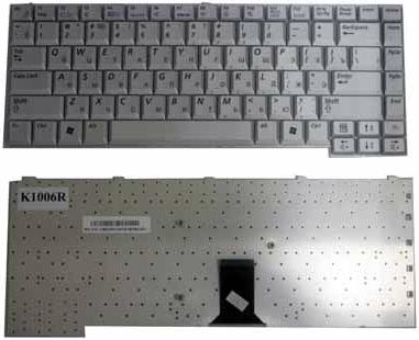 Клавиатура (KEYBOARD) для ноутбука Samsung M50, M55 серии