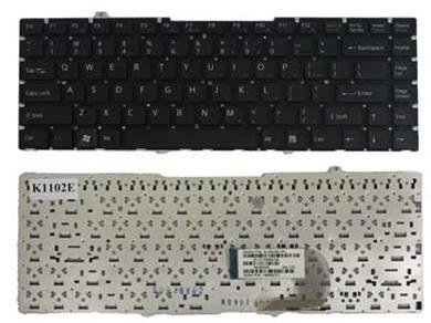 Клавиатура (KEYBOARD) для ноутбука Sony VGN-FW series