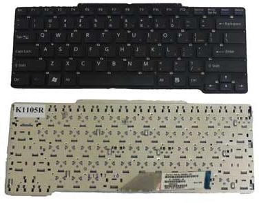 Клавиатура (KEYBOARD) для ноутбука Sony VGN-SR series
