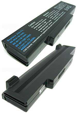Аккумуляторная батарея для ноутбука ASUS F2, F3, F3J, F3Q, F3JA, F3JM, F3JF, Z53, Z53T Series