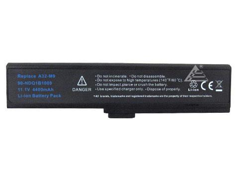 Аккумуляторная батарея для ноутбука ASUS M9 Series