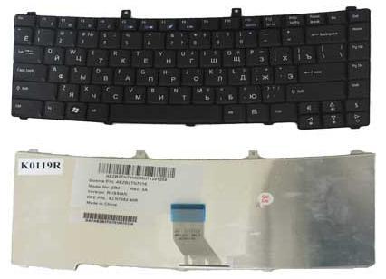 Клавиатура (KEYBOARD) для ноутбука Acer Travelmate 2300, 2310, 2340, 2410, 2420, 2430, 2440, 2490