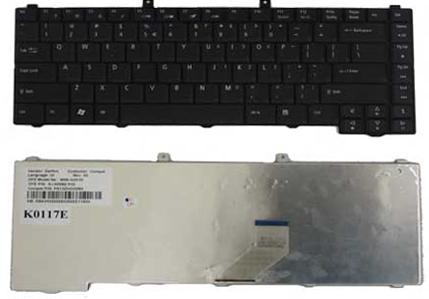 Клавиатура (KEYBOARD) для ноутбука Acer Aspire 3100, 3650, 3690, 5100, 5110, 5610, 5630, 5650, 5680