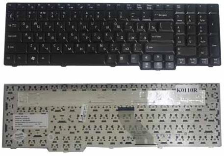 Клавиатура (KEYBOARD) для ноутбука Acer Aspire 7000, 7100, 7110, 9300, 9400, 9410, 9420