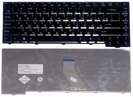 Клавиатура (KEYBOARD) для ноутбука Acer Aspire 4310, 4315, 4320, 4510, 4520, 4710, 4720, 4910, 4920