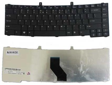 Клавиатура (KEYBOARD) для ноутбука ACER Extensa 4120, 4220, 4620, 5120, 5210, 5220, 5230, 5420, 5430