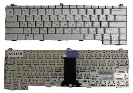 Клавиатура (KEYBOARD) для ноутбука Dell M1210