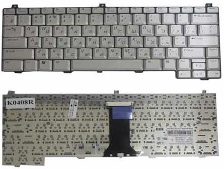 Клавиатура (KEYBOARD) для ноутбука Dell Inspiron XPS M1210