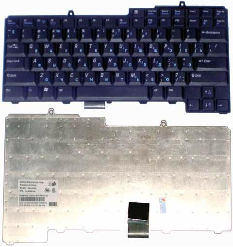 Клавиатура (KEYBOARD) для ноутбука DELL Inspiron 630m, Inspiron 640m, Inspiron 1501