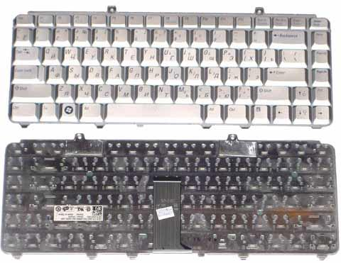 Клавиатура (KEYBOARD) для ноутбука Dell Inspiron 1420, 1520, 1521, 1525, 1526, Dell Vostro 500, 1000