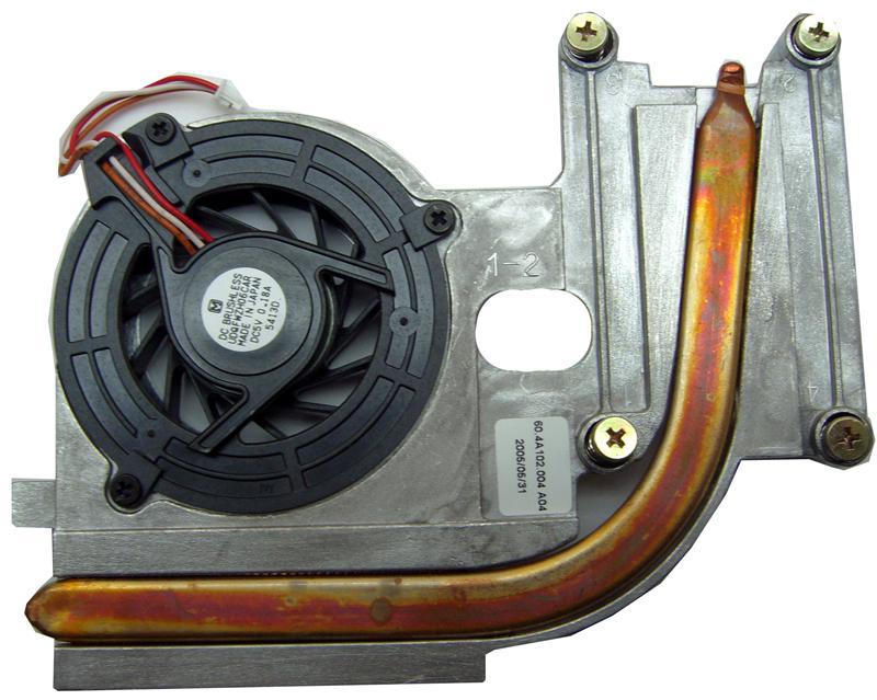 Система охлаждения для ноутбуков MaxSelect, Iru, Rover Brushless UDQFWZH06CAR