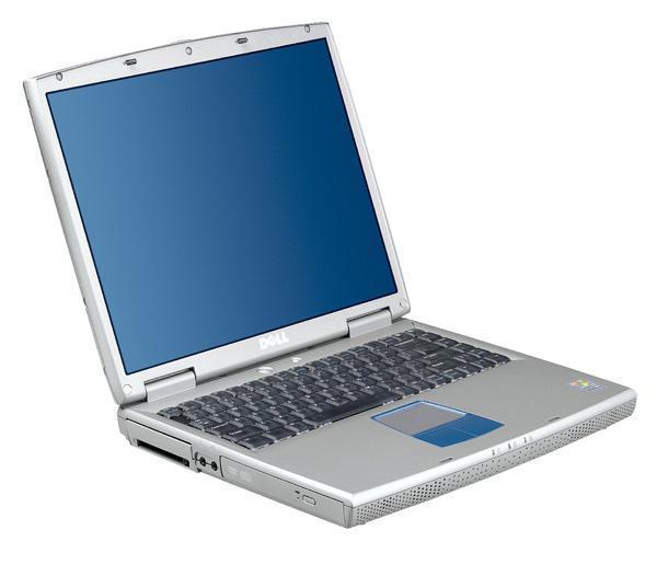 Ноутбук на запчасти  Dell Inspiron 1100 (PP07L)