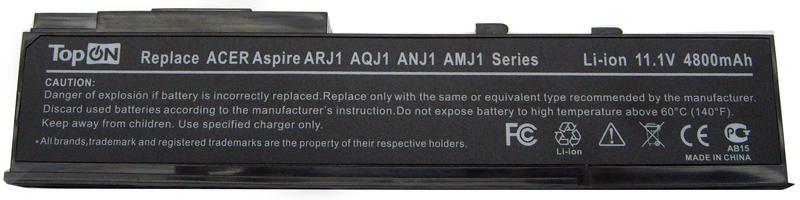 Аккумуляторная батарея для ноутбука ACER Aspire 2420, 2920, 3620, 3623, 3628, 3640, 3670, 5540, 5541