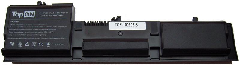 Аккумуляторная батарея для ноутбука DELL Latitude D410 Series