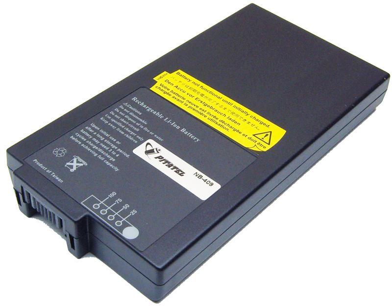 Аккумуляторная батарея для ноутбука Compaq EVO N105, N115, Presario 700 Series