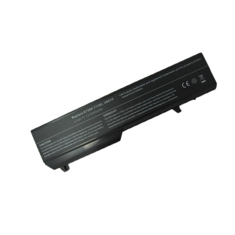 Аккумуляторная батарея для ноутбука Dell Vostro 1310, 1320, 1510, 1520, 2510